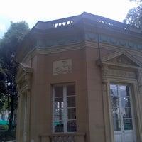 Photo taken at Parque De La Independencia by Antonio V. on 11/25/2012