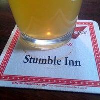 Photo taken at The Stumble Inn by Courtney K. on 2/15/2014