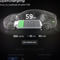 Photo taken at Tesla Supercharger by Oscar T. on 5/21/2018