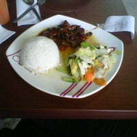 Photo taken at Solaria by Novel A. on 6/2/2013