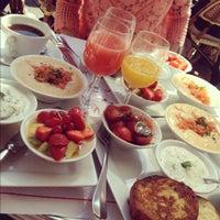 Photo taken at Café Charlot by YeJi S. on 9/16/2012