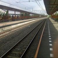 Photo taken at Stasiun KRL Bojong Indah by rudi d. on 5/4/2014