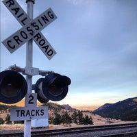 Photo taken at Coal Creek Canyon by Chris R. on 12/2/2012
