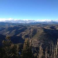 Photo taken at Sugarloaf Mountain by Chris R. on 1/27/2013