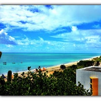 Photo taken at Radisson Hotel Maceio by Rodrigo M. on 12/1/2012