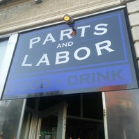 Photo taken at Parts and Labor by ker c. on 8/13/2017