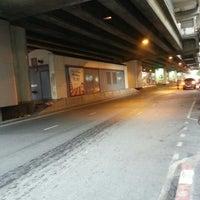 Photo taken at Silom Road by Ki Ki Y. on 10/18/2012