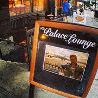 Photo taken at The Palace Lounge by Gino C. on 8/12/2013