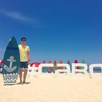 Photo taken at Los Cabos Open Of Surf by Juan Omar D. on 6/12/2016