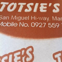 Photo taken at Totsie's Restaurant by M's N. on 7/3/2013