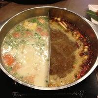 Photo taken at Mister Hot Pot 鍋大爺 by MissKris 🎀 1. on 4/12/2013