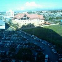 Photo taken at Pejabat Perdagangan Dalam Negeri, Koperasi Dan Kepenggunaan Negeri Melaka by Lynn A. on 2/27/2013