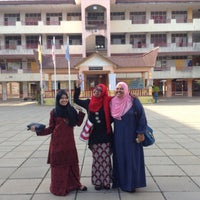 Photo taken at SMK Yam Tuan Radin by Shahira N. on 4/11/2015