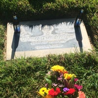 Photo taken at Olivewood Cemetery by Jasmine M. on 4/2/2016