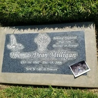 Photo taken at Olivewood Cemetery by Jasmine M. on 8/29/2016