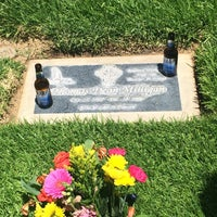 Photo taken at Olivewood Cemetery by Jasmine M. on 6/21/2015