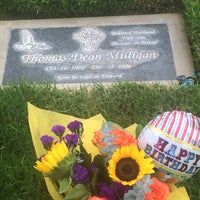Photo taken at Olivewood Cemetery by Jasmine M. on 10/16/2015