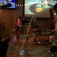 Photo taken at por por restaurant by Phusanisa B. on 10/19/2015