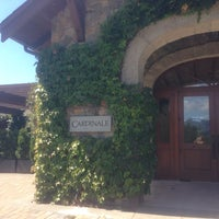 Photo taken at Cardinale Estate Winery by Joanne G. on 9/17/2015