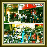 Photo taken at Bicycle X-change by Meg S. on 9/16/2012