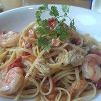 Photo taken at Biella - Italian Ristorante Café by Jungbo S. on 5/25/2013