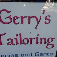Photo taken at Gerry's Tailoring by Moustafa H. on 7/6/2013