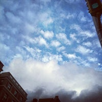 Photo taken at Frankenstorm Apocalypse - Hurricane Sandy by Justin K. on 10/30/2012