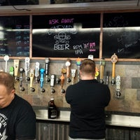 Photo taken at Growler King at Quality Market by Brandon R. on 6/13/2013