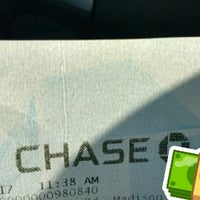Photo taken at Chase Bank by Heidi A. on 3/2/2017