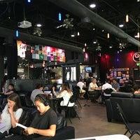 Photo taken at Ground Zero Performance Café by Aysu A. on 9/1/2016