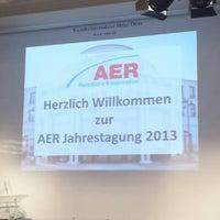 Photo taken at Kongresszentrum Hohe Düne by Stefanie on 9/20/2013