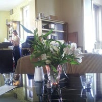 Das Foto wurde bei Café Maingold von Stefanie am 3/24/2013 aufgenommen