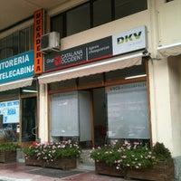 Photo taken at 6 Sisco Assegurances by Pep A. on 10/16/2012