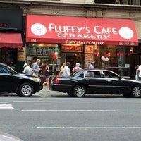Photo taken at Fluffy's Cafe & Pizzeria by Liz K. on 6/22/2014