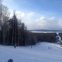 รูปภาพถ่ายที่ Тёплая Гора โดย Aleksey N. เมื่อ 3/8/2013