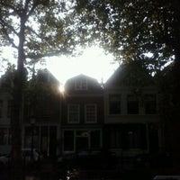 Photo taken at Nieuwegracht by Aldo M. on 7/8/2013
