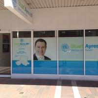 Photo taken at stuart ayres MP by ksr A. on 9/11/2014