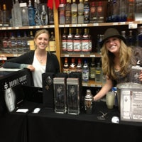 Photo taken at Youngs Fine Wines & Spirits by L A. on 12/18/2012