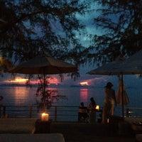 Photo taken at Nikki Beach Resort and Beach Club Koh Samui by Jon S. on 4/30/2013