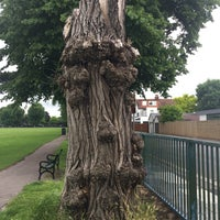 Photo taken at Dundonald Recreation Ground by Steve R. on 6/18/2016