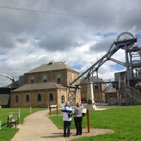 Photo taken at Woodhorn Museum, Archives and Country Park by Steve R. on 8/3/2014