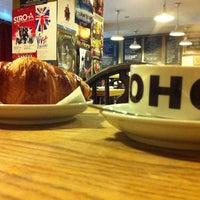 Photo taken at Soho Joe by Steve R. on 1/31/2013