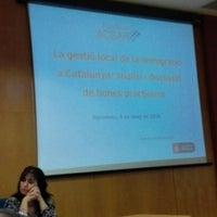 Photo prise au CCOO par Josep Maria L. le5/4/2015