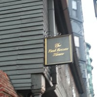 Foto scattata a Paul Revere House da Amy W. il 10/12/2012