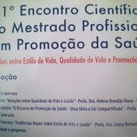 Photo taken at Salão Ellen White - UNASP-SP by Jonatas S. on 9/1/2013