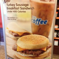 Photo taken at Dunkin' Donuts by Walter L. on 1/7/2013