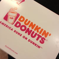 Photo taken at Dunkin' Donuts by Walter L. on 11/21/2012
