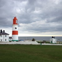 Photo taken at Souter Lighthouse by Travel With A Mate on 10/20/2012