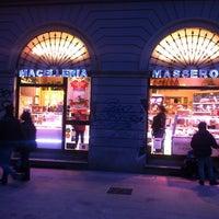 Das Foto wurde bei Macelleria Masseroni von Streets O. am 2/28/2015 aufgenommen