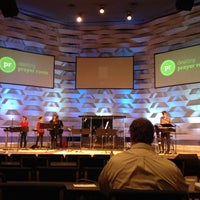 Photo taken at Destiny Church Prayer Room by Christie B. on 3/18/2014